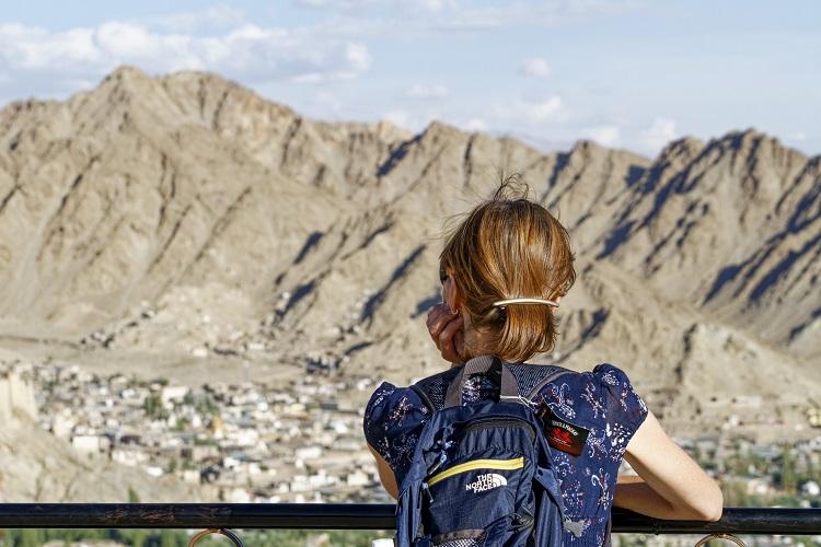 라다크 여행은 풍경을 조용하게 관조할 수 있는 사람에게 어울리는 여행지