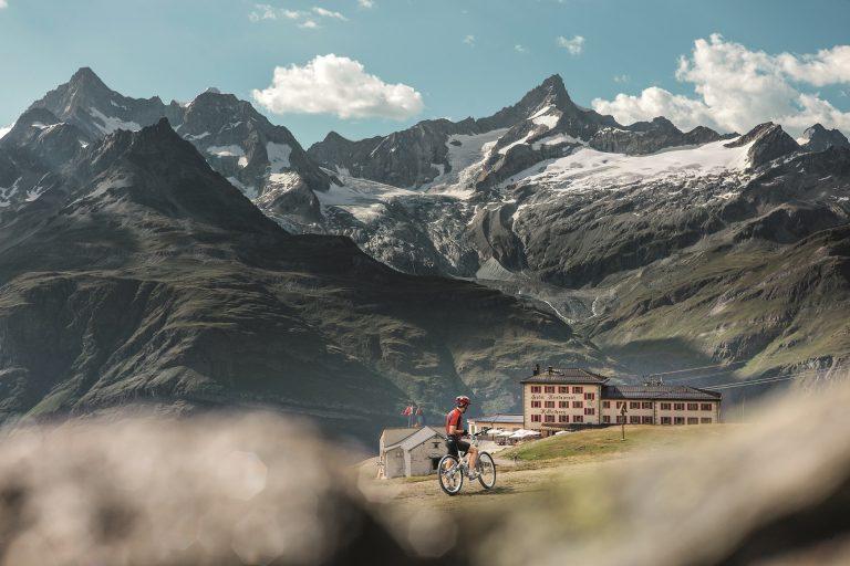 증명된 친환경의 미래, 스위스 이미지