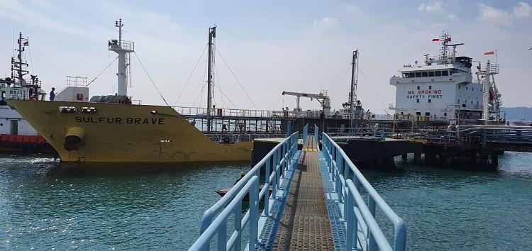 국내 정유사 최초 인도네시아향 용융유황 수출 쾌거