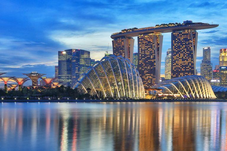 맑고 깨끗한 선언, 싱가포르