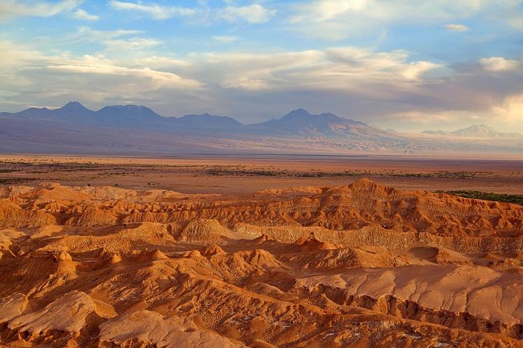 세계 휘감는 칠레의 녹색 바람