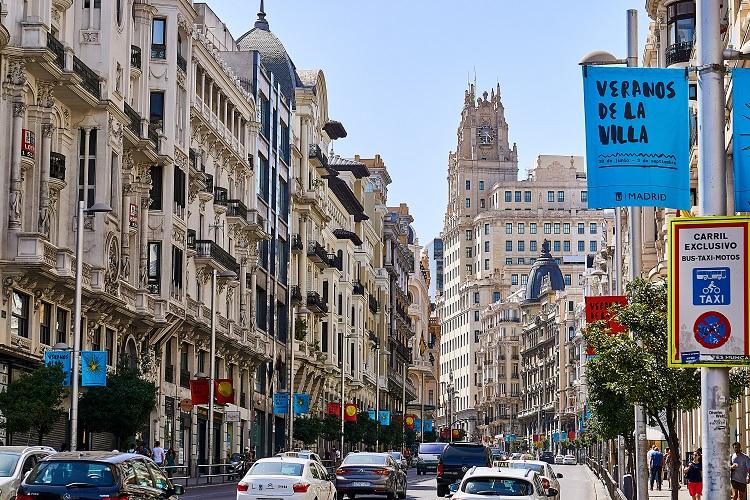 관광도시의 똑똑한 미래, 스페인