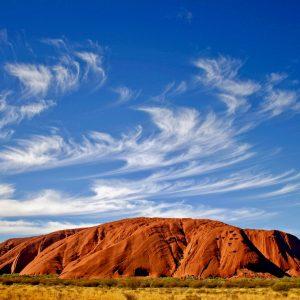 태초의 별, 호주 울룰루